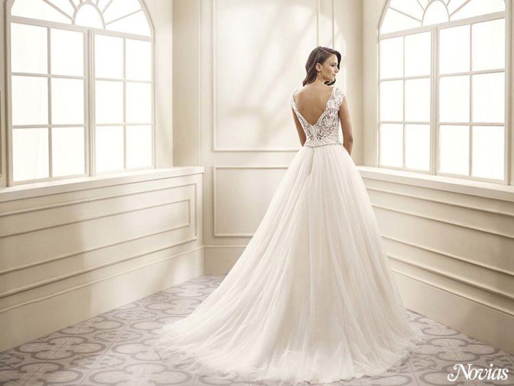 Mi vestido de novia no es blanco